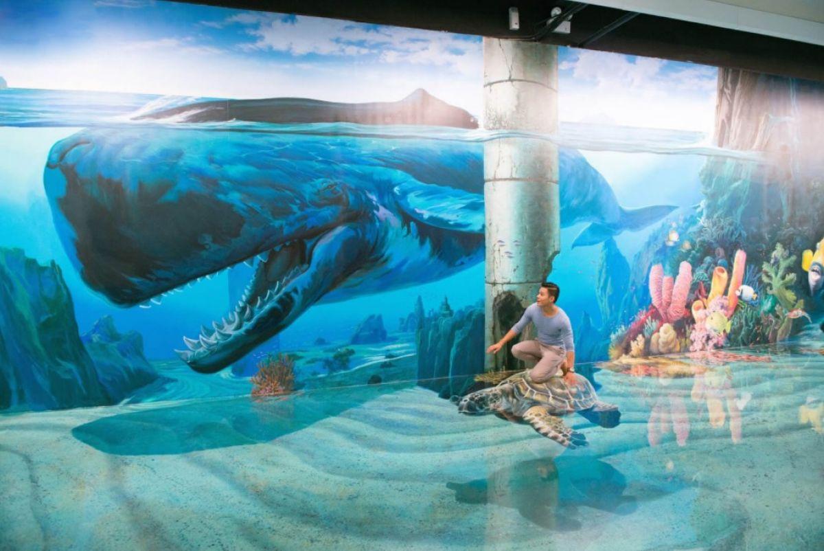 Jogja Museum 3D Terbesar Di Dunia