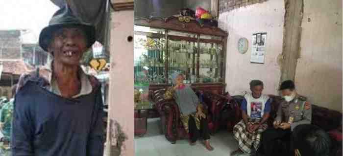 Viral Abah Tono yang Ngakunya Berpenghasilan 1500, Nyatanya Punya Rumah Tingkat dan Motor