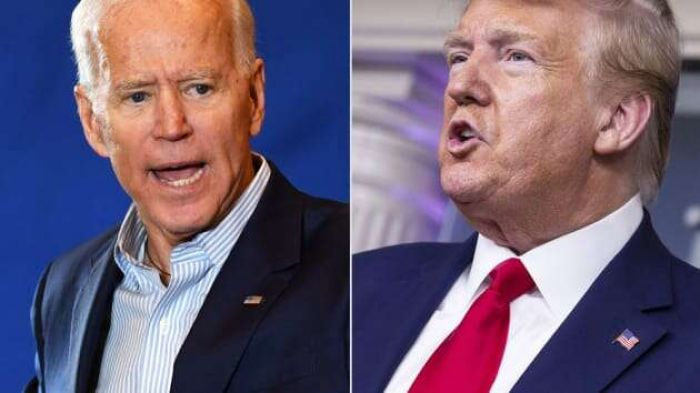 'Skenario Kiamat' dalam Pilpres Amerika Satu per Satu Jadi Kenyataan, Trump-Biden Selisih Tipis