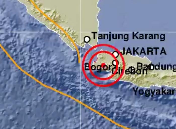 Gempa Magnitudo 5,2 Guncang Banten, Warga Sampai Gemetaran dan Ketakutan