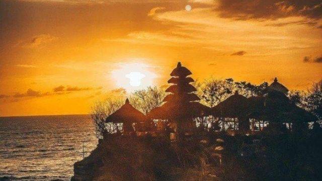 Geger, Dentuman Misterius di Bali, Dikira Bom atau SPBU Meledak, Ternyata Ini