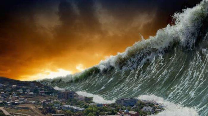 Illmuwan Peringatkan Mega Tsunami Bisa Terjadi Tahun Depan, Ini Wilayah yang Terdampak