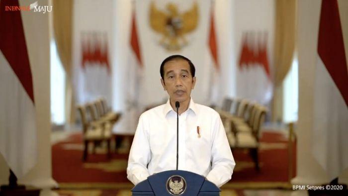 Tanggapan Lengkap Jokowi tentang UU Cipta Kerja, 3 Tujuan UU dan Klarifikasi Hoax