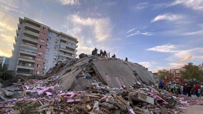 Bukti Kuasa Allah, Balita 3 Tahun Selamat Setelah 3 Hari Terkubur Reruntuhan Gempa Bumi