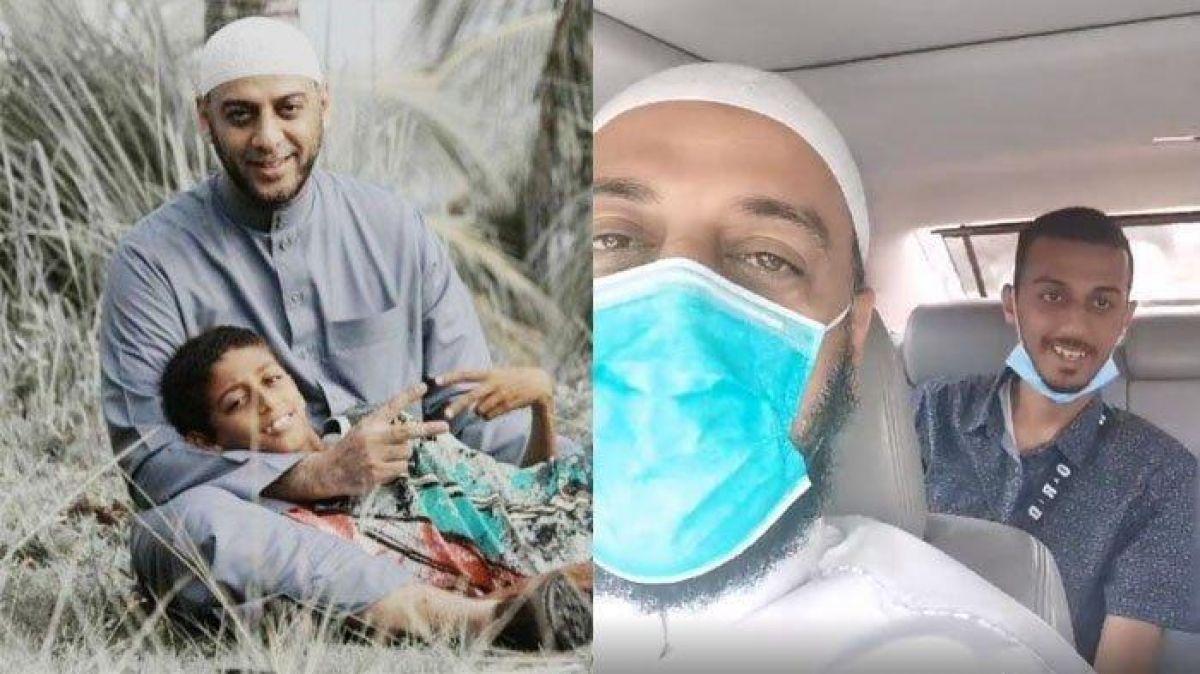 Anak Syekh Ali Ungkap Tak Pernah Menangis Saat Ayah Meninggal, Ini Alasannya