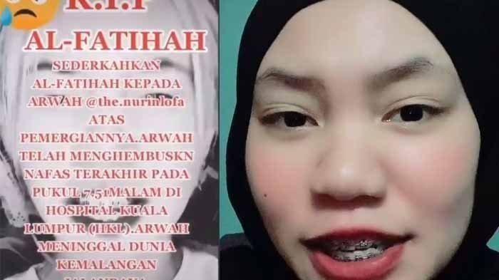 Haters Buat Hoaks Influencer Meninggal,