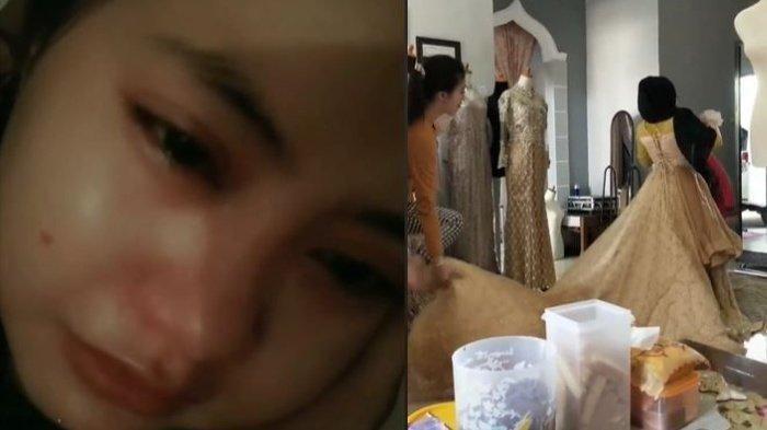 Pilu, Pernikahan Minggu Depan Batal, Wanita ini Ikhlas 'Mungkin jawaban doa dijauhkan dari yang buruk'