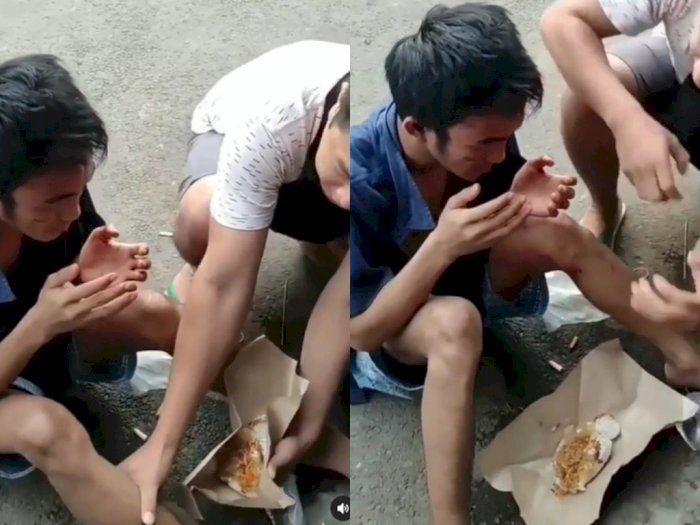 Pencuri Burung Dikasih Makan, Meski Sempat Dihakimi Massa dan Luka-luka