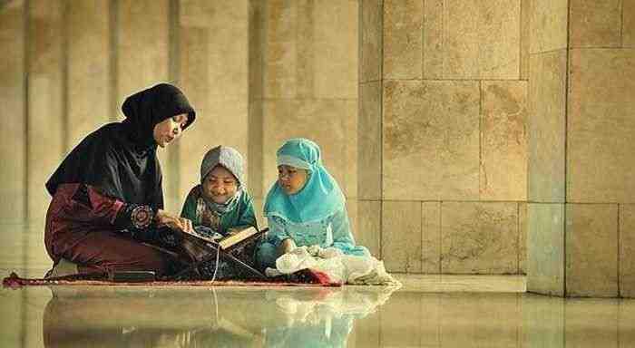 Bunda, Ini Cara Sederhana dan Berefek Dahsyat agar Anak Mahir Baca Al Quran