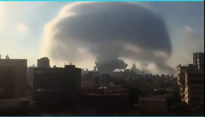 2 Ledakan Mengerikan Guncang Lebanon, 3.700 Korban Terluka Puluhan Orang Tewas