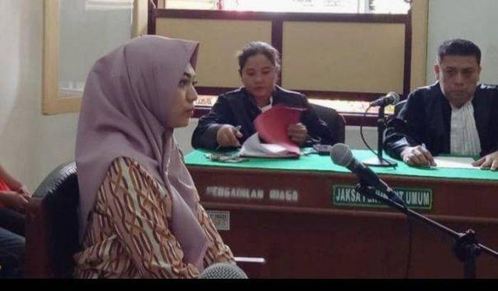 Nasib Buruk, Nagih Utang ke Istri Polisi Lewat IG Story Malah Dituntut Penjara 2 Tahun