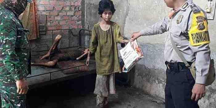 Mengiris Hati, Kehidupan Kakak Beradik Disabilitas, yang Menderita Kelaparan