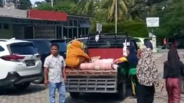 Mengiris Hati, Setelah Melahirkan Ibu Hamil ini Meninggal di Pickup