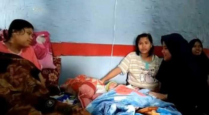 Menyaksikan Sendiri, Adik dari Ibu Hamil Sejam Ungkap `Perut Membesar Perlahan seperti Meniup Balon`