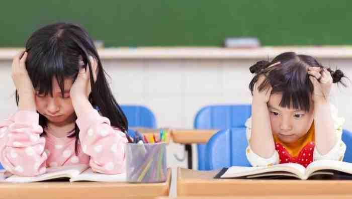 Anak Kesulitan Belajar? Jangan Menyalahkan Gurunya