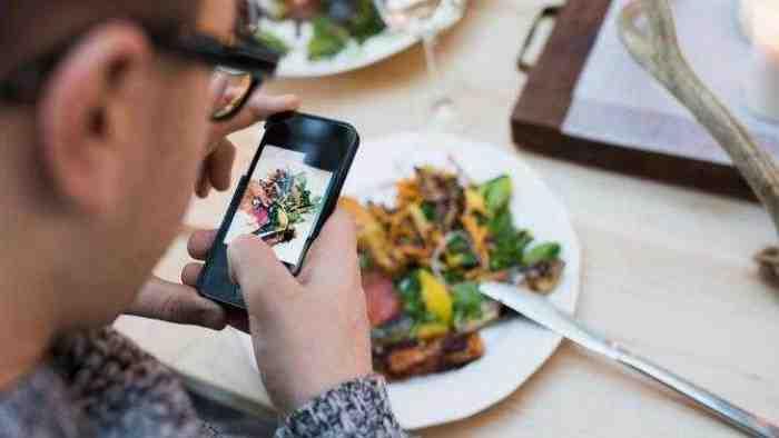 Stop Kirim Foto atau Video Makanan Saat Puasa, Hukumannya Berat