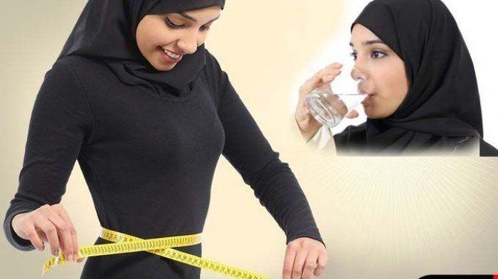 Diet Air Putih, Cukup 3 Hari Bisa Turunkan Berat Badan Hingga 30 kg