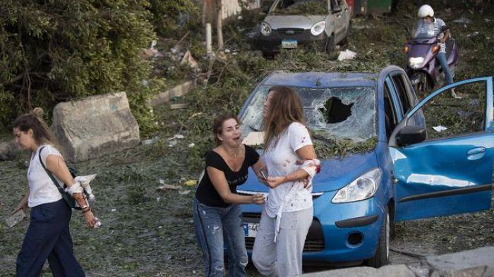 Kisah Haru Perawat Lebanon, Selamatkan 3 Bayi di Tengah Kekacauan Setelah Ledakan