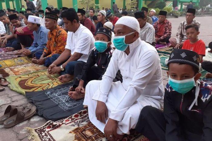 MUI: Shalat Idul Fitri Boleh Dilakukan di Rumah, ini Ketentuannya