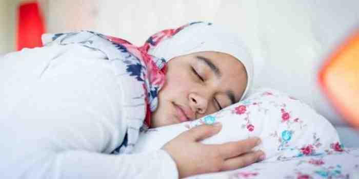 Tidur Saat Puasa Memang Ibadah, Tapi Jangan Terlalu Lama, Bahaya