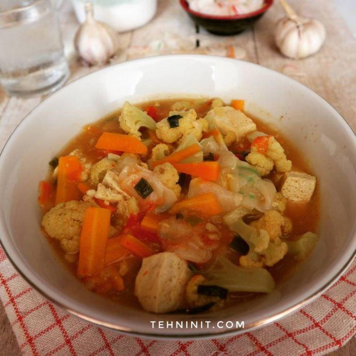 10 Varian Resep Seblak Sederhana Dijamin Enak