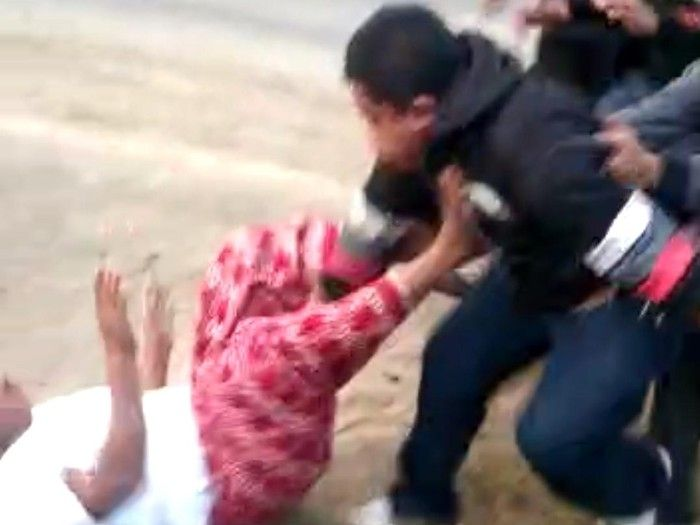 Viral Video Kiai Terjungkal Ditinju Pria di Sukabumi, Niat Melerai Malah Jadi Sasaran