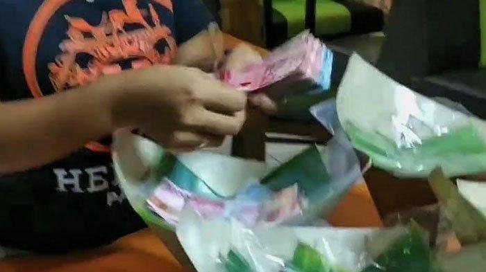Miris dengan Konten Prank, Patrisia Bagikan Nasi Bungkus Bahagia Berisi Uang 1 Juta