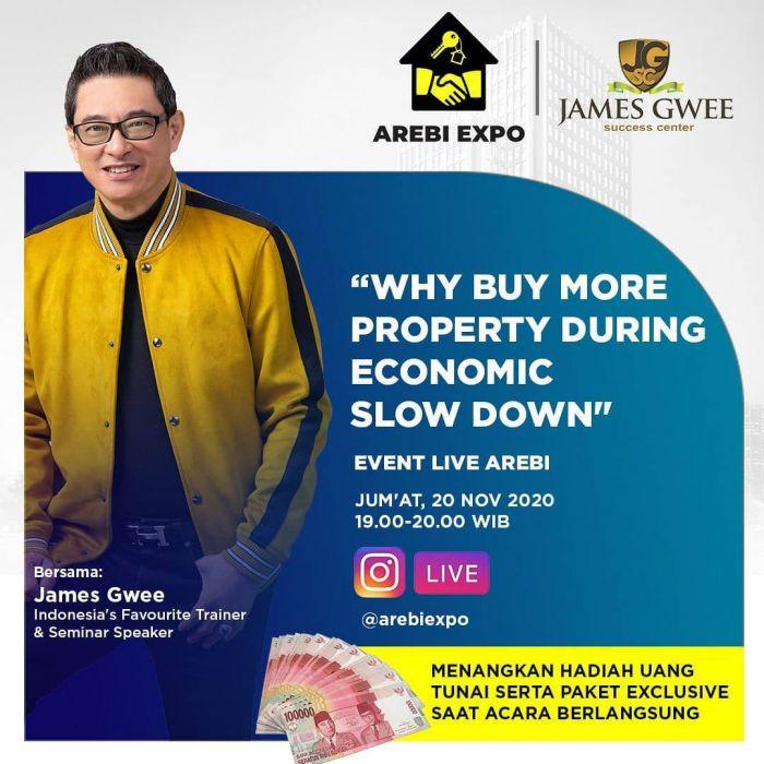 AREBI Menggelar Expo Property Terbesar Secara Digital