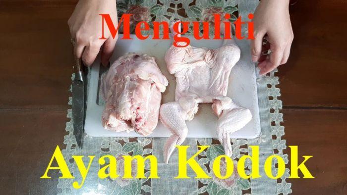 Yuk, Coba Resep Opor Ayam Lebaran Spesial yang Gurih dan Sedap