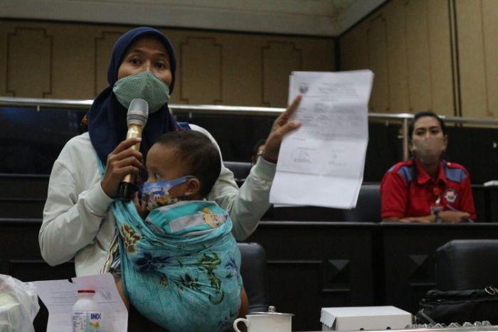 Miris, Ibu Dikarantina 5 Anaknya Hanya Diberi 500 Ribu untuk Makan Sebulan Tanpa Bantuan