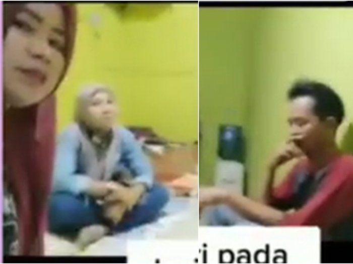 Video Istri Serahkan Suami ke Selingkuhan, `Daripada disakiti terus, mending ikhlas deh`