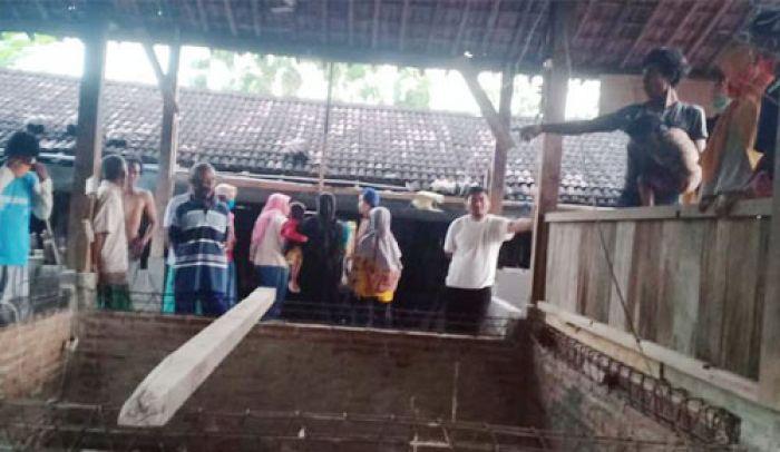 Viral, Seorang Pria di Ngawi Pindahkan Rumah Seluas 120m Hanya dalam 1,5 Jam