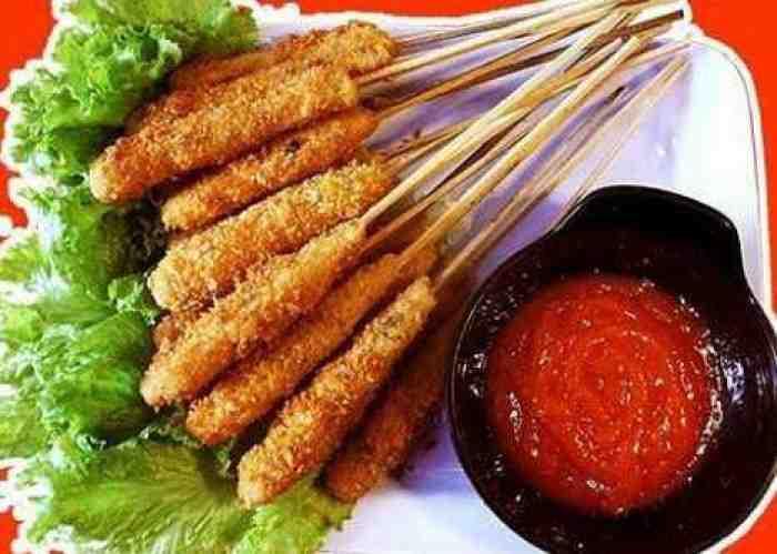 Resep Sempol Ayam Praktis, Cocok untuk Camilan Saat Dirumah Aja