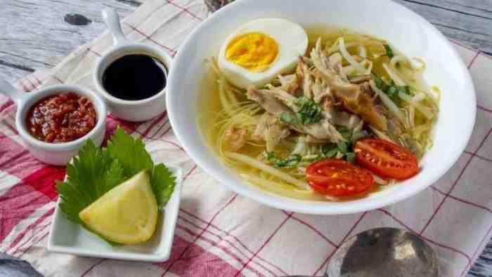 5 Resep Makanan Berkuah Khas Berbagai Daerah Pas Buat Buka Puasa