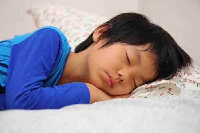 Awas Tak Tega Bangunkan Anak Sholat Shubuh, Dosanya Tanggunganmu