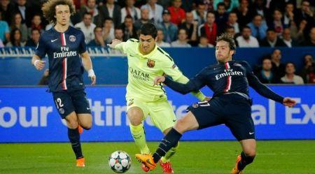 2 Gol Suarez Permalukan PSG